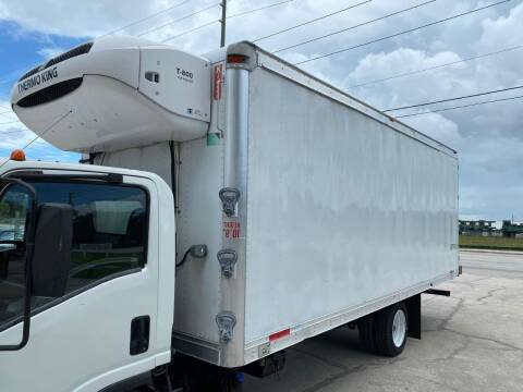 2013 KIDRON REEFER BOX for sale at Orange Truck Sales - Fabrication, Lift gate and body in Orlando FL