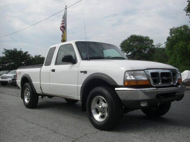 1999 Ford Ranger for sale at Manquen Automotive in Simpsonville SC