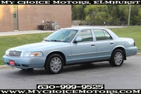 2006 Mercury Grand Marquis for sale at My Choice Motors Elmhurst in Elmhurst IL