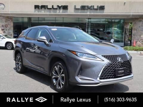 2021 Lexus RX 350L for sale at RALLYE LEXUS in Glen Cove NY