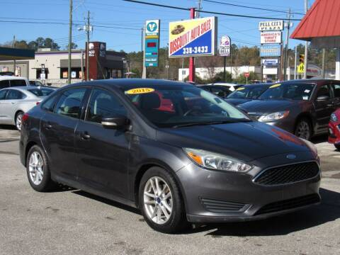 2015 Ford Focus for sale at Discount Auto Sales in Pell City AL