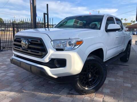 2018 Toyota Tacoma for sale at Unique Motors of Tampa in Tampa FL