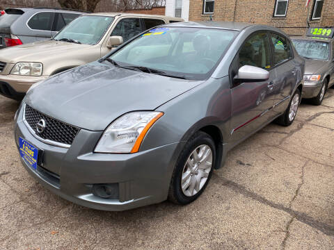 2012 Nissan Sentra for sale at 5 Stars Auto Service and Sales in Chicago IL