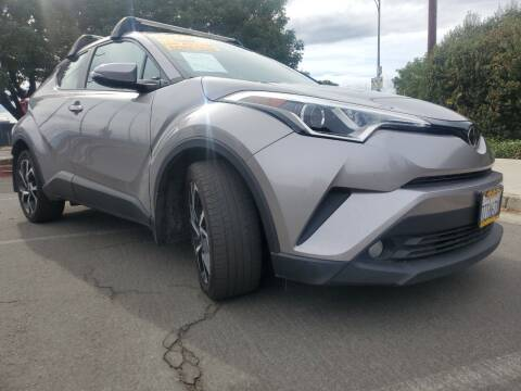 2018 Toyota C-HR for sale at ALL CREDIT AUTO SALES in San Jose CA