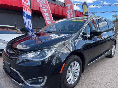 2017 Chrysler Pacifica for sale at Duke City Auto LLC in Gallup NM