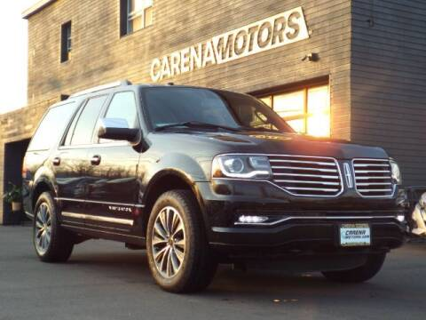 2016 Lincoln Navigator for sale at Carena Motors in Twinsburg OH