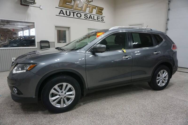 2016 Nissan Rogue for sale at Elite Auto Sales in Ammon ID
