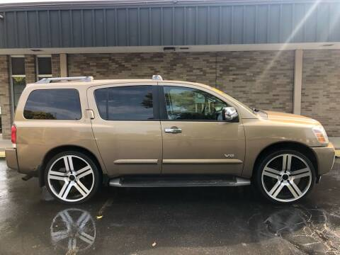 2005 Nissan Armada for sale at Arandas Auto Sales in Milwaukee WI