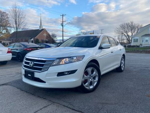 2010 Honda Accord Crosstour for sale at Metacom Auto Sales in Ware RI