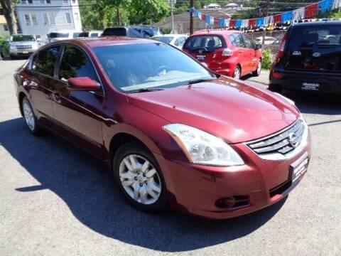 2012 Nissan Altima for sale at Yosh Motors in Newark NJ