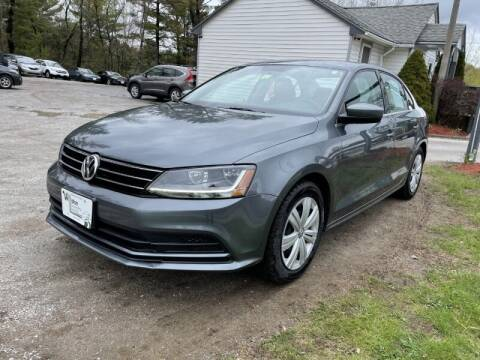 2017 Volkswagen Jetta for sale at Williston Economy Motors in Williston VT