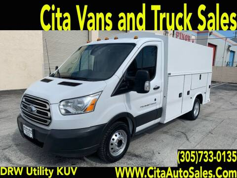 2016 Ford Transit Cutaway for sale at Cita Auto Sales in Medley FL