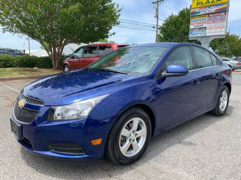 2013 Chevrolet Cruze for sale at 5 Star Auto in Matthews NC