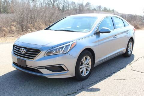 2016 Hyundai Sonata for sale at Imotobank in Walpole MA