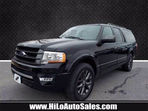 2017 Ford Expedition EL for sale at BuyFromAndy.com at Hi Lo Auto Sales in Frederick MD