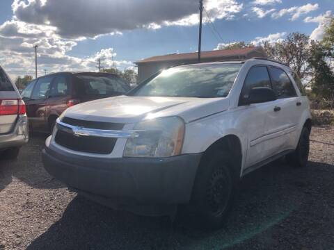 2005 Chevrolet Equinox for sale at Wolff Auto Sales in Clarksville TN