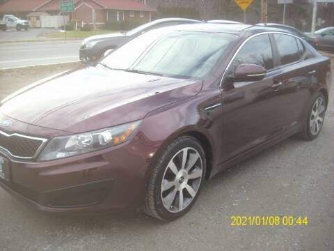 2011 Kia Optima for sale at Motors 46 in Belvidere NJ