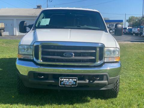 2004 Ford F-350 Super Duty for sale at Lewis Blvd Auto Sales in Sioux City IA
