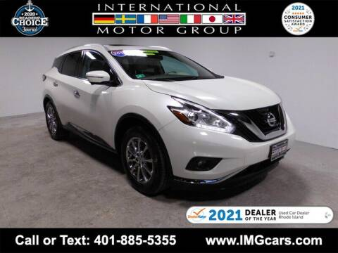 2015 Nissan Murano for sale at International Motor Group in Warwick RI