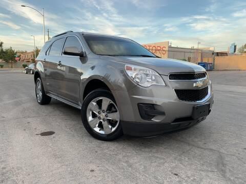 2012 Chevrolet Equinox for sale at Boktor Motors in Las Vegas NV