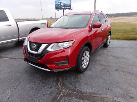 2017 Nissan Rogue for sale at Westpark Auto in Lagrange IN