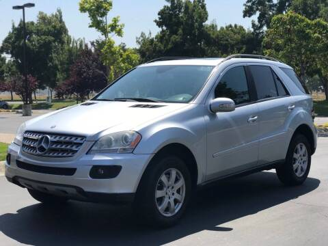 2007 Mercedes-Benz M-Class for sale at Silmi Auto Sales in Newark CA