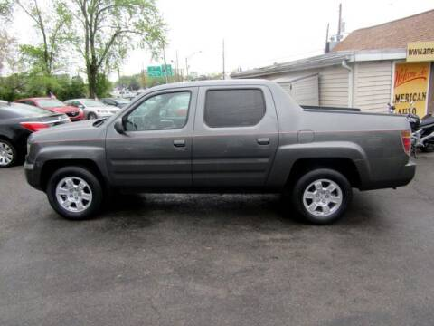 2008 Honda Ridgeline for sale at American Auto Group Now in Maple Shade NJ