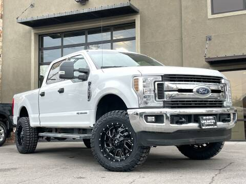2018 Ford F-350 Super Duty for sale at Unlimited Auto Sales in Salt Lake City UT