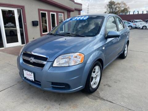2007 Chevrolet Aveo for sale at Sexton's Car Collection Inc in Idaho Falls ID