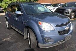 2011 Chevrolet Equinox for sale at QUINN'S AUTOMOTIVE in Leominster MA