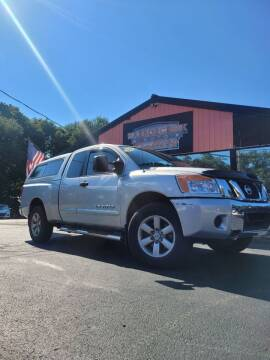 2010 Nissan Titan for sale at Harborcreek Auto Gallery in Harborcreek PA