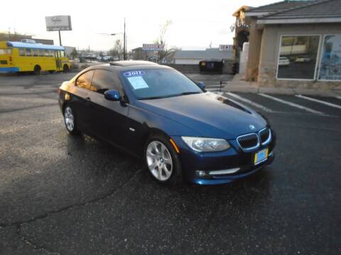 2011 BMW 3 Series for sale at Team D Auto Sales in St George UT