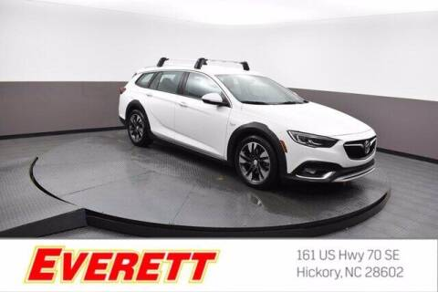 2019 Buick Regal TourX for sale at Everett Chevrolet Buick GMC in Hickory NC