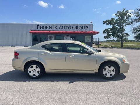 2010 Dodge Avenger for sale at PHOENIX AUTO GROUP in Belton TX