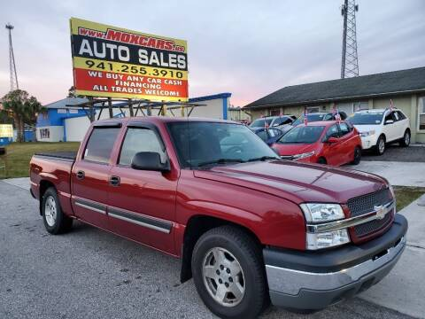 2005 Chevrolet Silverado 1500 for sale at Mox Motors in Port Charlotte FL