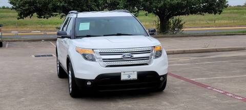 2015 Ford Explorer for sale at America's Auto Financial in Houston TX