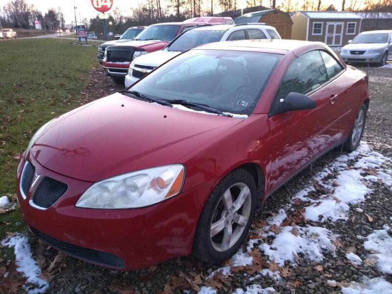 2006 Pontiac G6 for sale at Seneca Motors, Inc. (Seneca PA) in Seneca PA