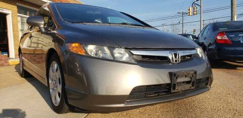 2008 Honda Civic for sale at A.C. Greenwich Auto Brokers LLC. in Gibbstown NJ