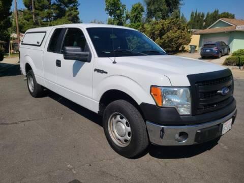 2014 Ford F-150 for sale at CAR CITY SALES in La Crescenta CA