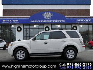 2009 Mercury Mariner for sale at Highline Group Motorsports in Lowell MA