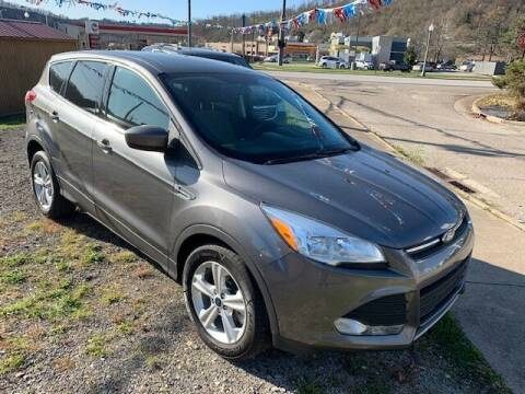 2014 Ford Escape for sale at Edens Auto Ranch in Bellaire OH