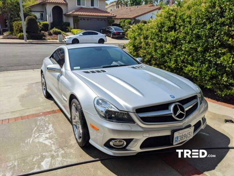 2009 Mercedes-Benz SL-Class for sale in Los Angeles, CA
