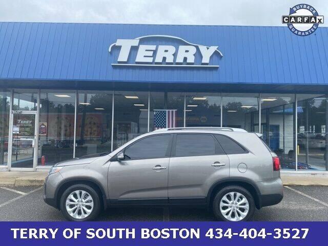 2015 Kia Sorento for sale at Terry of South Boston in South Boston VA