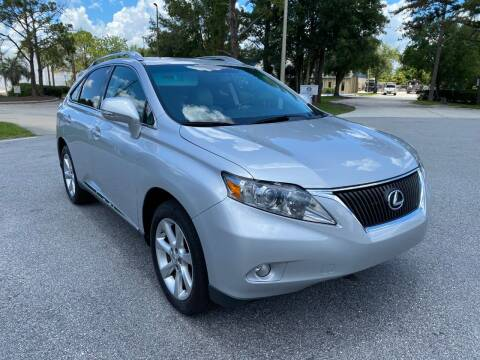 2010 Lexus RX 350 for sale at Global Auto Exchange in Longwood FL