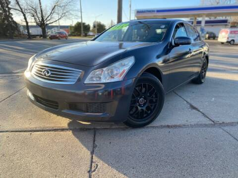 2007 Infiniti G35 for sale at Nationwide Auto Group in Melrose Park IL
