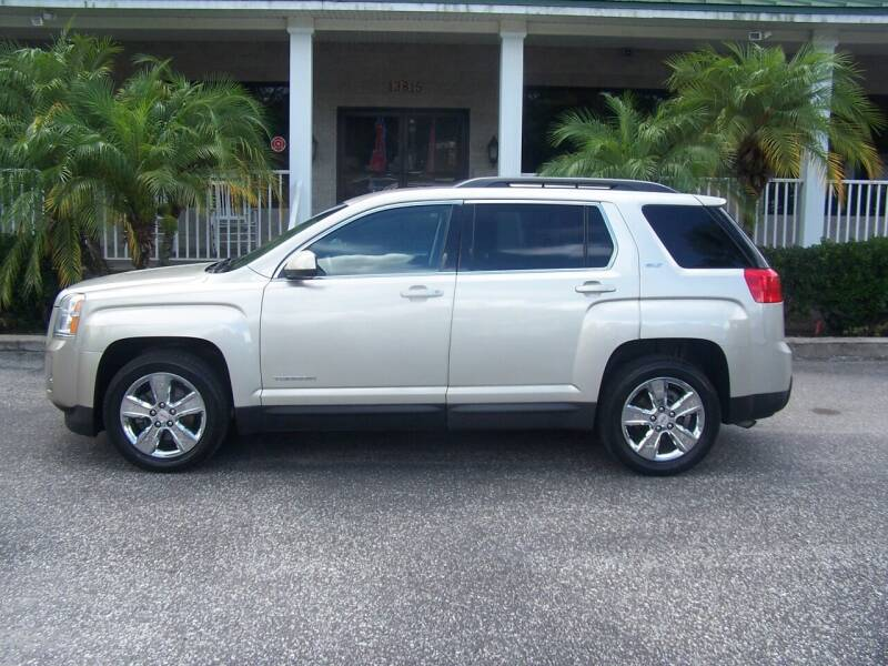 2015 GMC Terrain for sale at Thomas Auto Mart Inc in Dade City FL