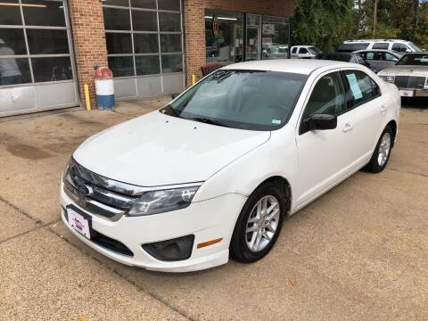 2011 Ford Fusion for sale at County Seat Motors East in Union MO