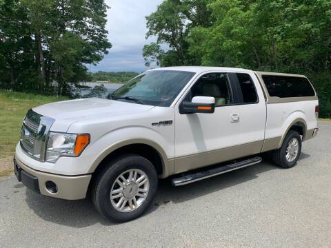 2010 Ford F-150 for sale at Elite Pre-Owned Auto in Peabody MA