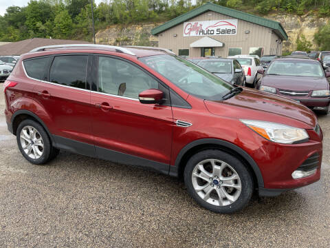 2015 Ford Escape for sale at Gilly's Auto Sales in Rochester MN