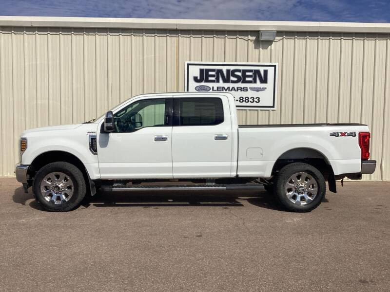 2019 Ford F-250 Super Duty for sale at Jensen's Dealerships in Sioux City IA